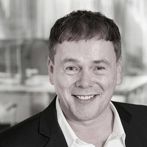 Portrait of Tommy Skovly